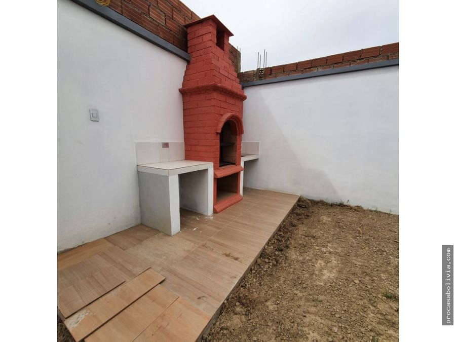 hermosa casa a estrenar final villa vicencio zona sirpita