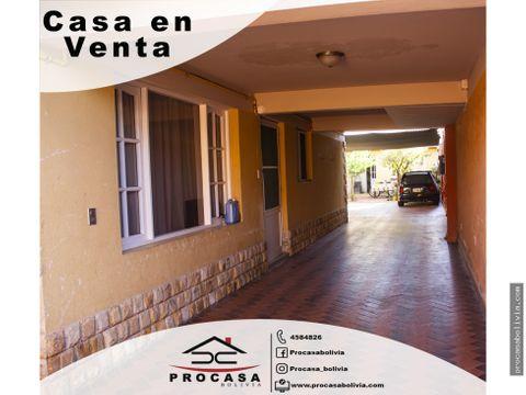 casa en venta inmediaciones final villavicencio