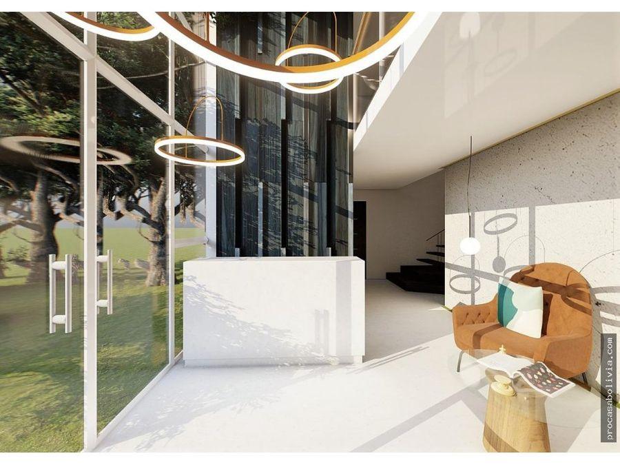 monoambientes de lujo parque del arquitecto