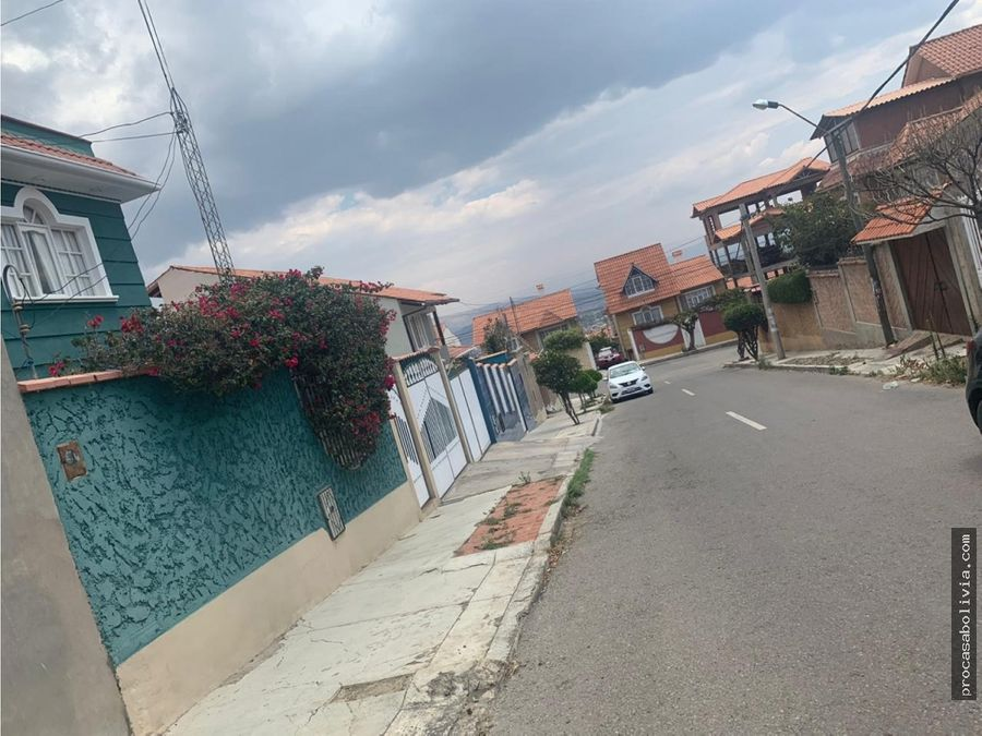 terreno inmediaciones urbanizacion san andres