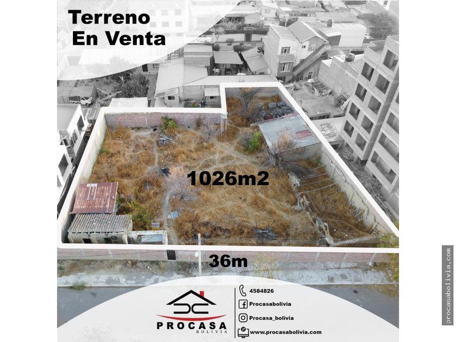 amplio terreno para construccion av circunvalacion y avbeijing