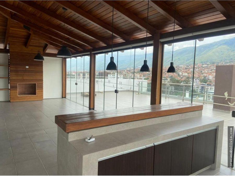 penthouse en de lujo en venta sobre avamerica