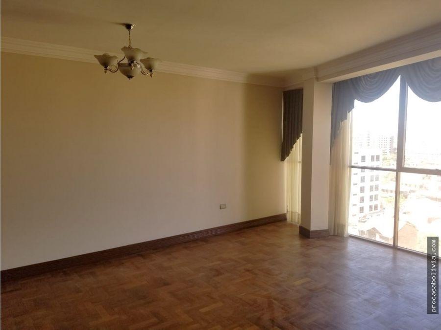 140 m2 departamento en alquiler juan de la rosa beijing