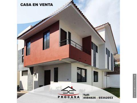 casas nuevas en condominio 139000 u zona norte