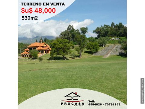 exclusivo terreno en campos de amiraya