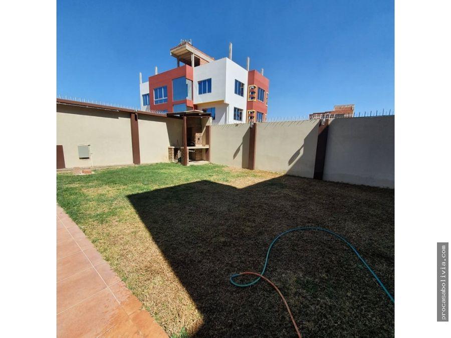bonita casa con amplio jardin avtadeo haenke y avsexta