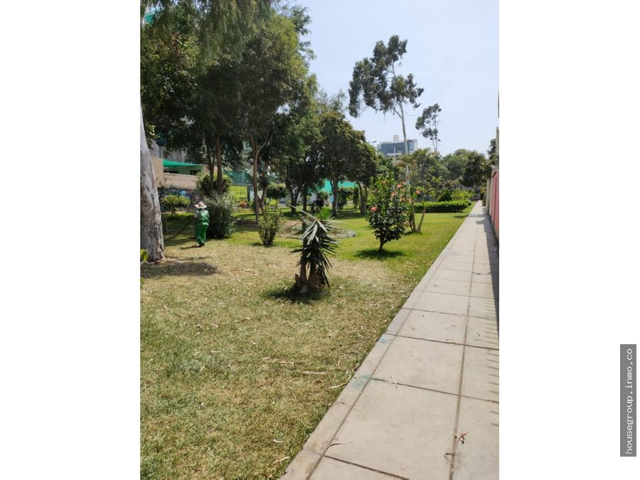 departamento moderno barrio medico
