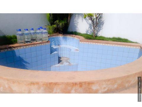 vendo casa 3 pisos con piscina en san miguel