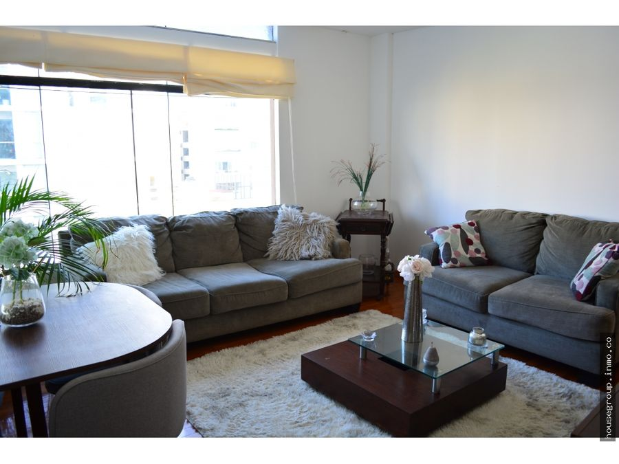 vendo amplio departamento 3 habitaciones en miraflores