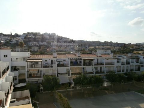 mijas 2 dormitorios terraza parking