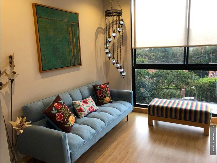 apartamento en venta san lucas envigado