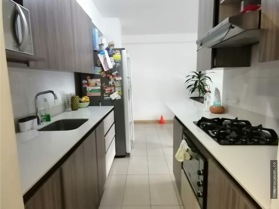 venta de apartamento en loma de las brujas