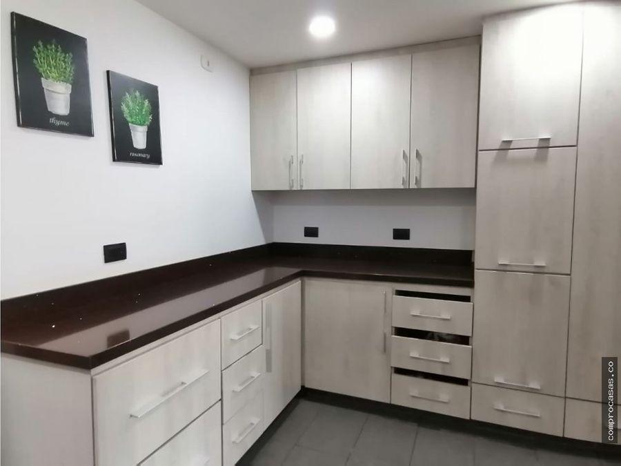 venta de apartamento en loma del escobero
