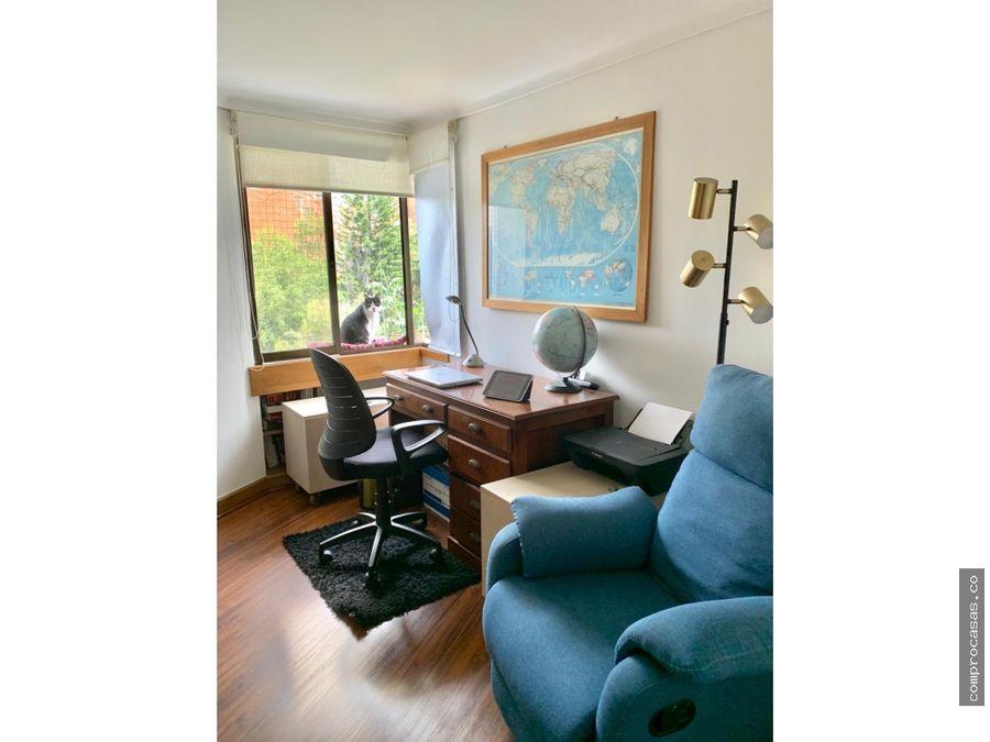 apartamento en venta el campestre medellin