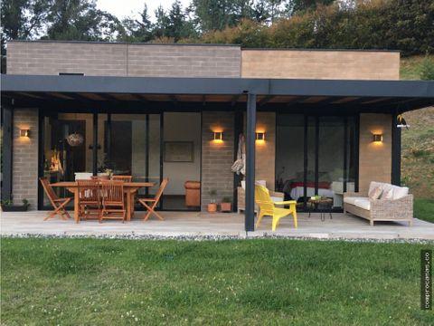 venta de casa en el retiro