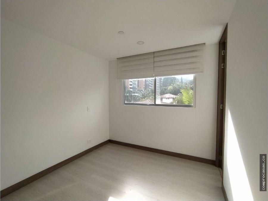 venta de apartamento en loma de benedictinos