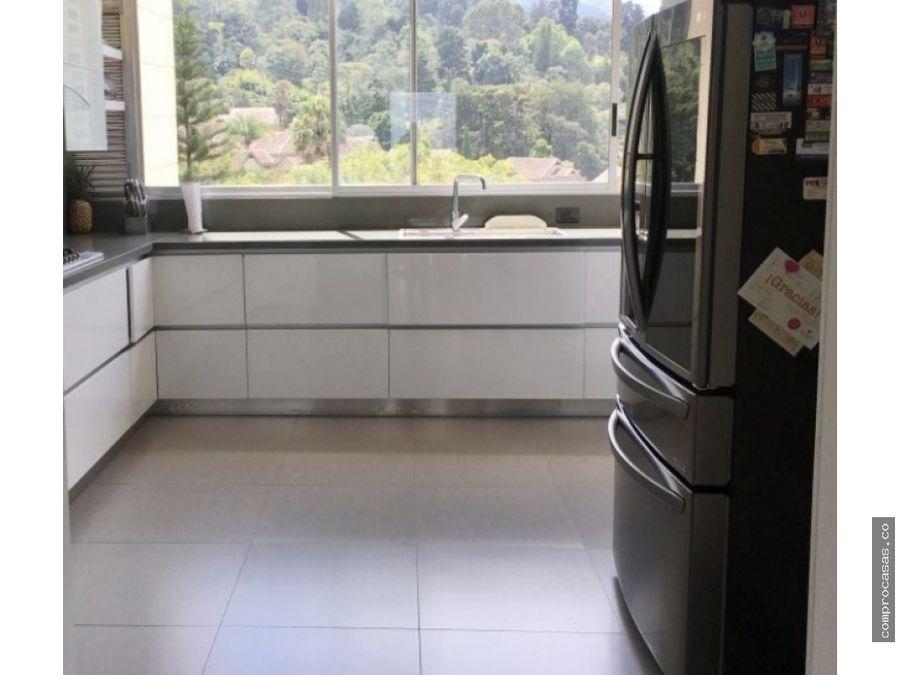 venta de apartamento en el tesoro