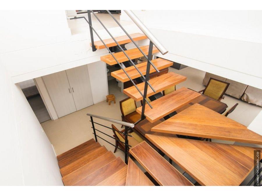 apartamento duplex en venta el esmeraldal envigado