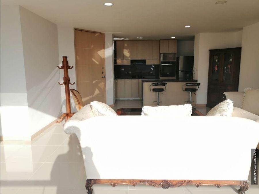 venta de apartamento en transversal intermedia