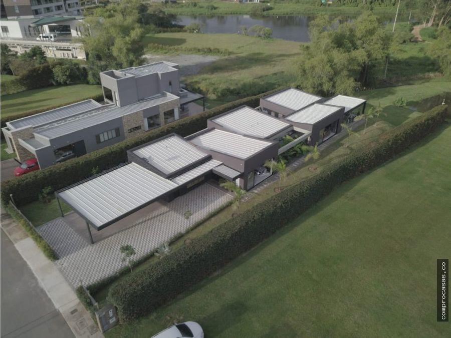 casa campestre en venta llano grande