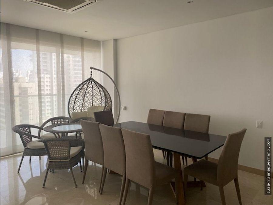 se vende apartamento bocagrande cartagena de indias colombia