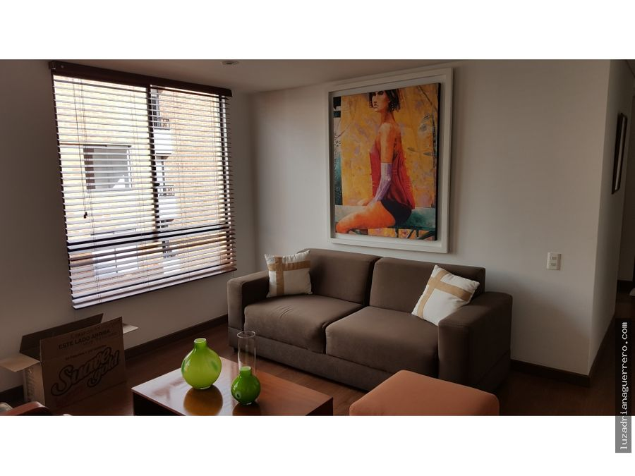 venta apartamento barrio pinar de suba bogota