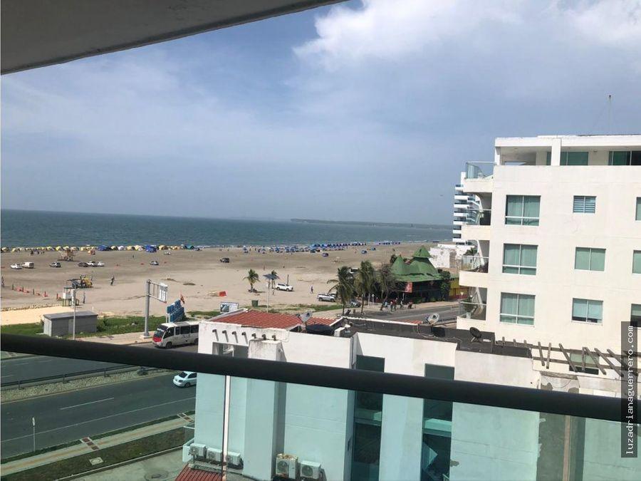 arriendo apartamento sector cielo mar cartagena de indias colombia