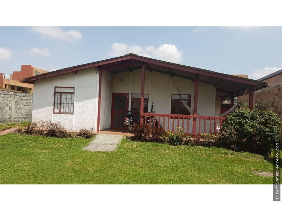 venta casa chia