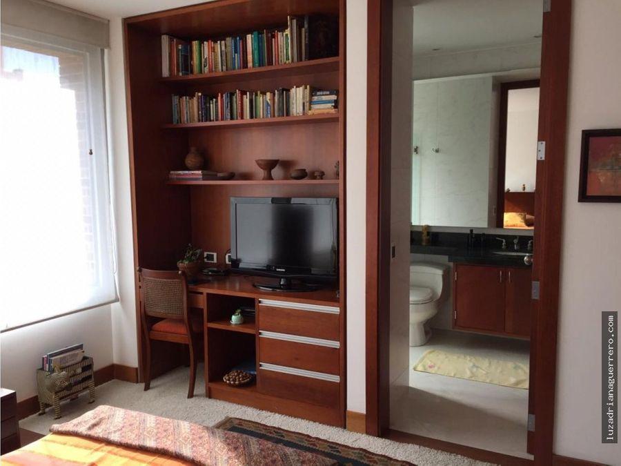 venta espectacular apartamento barrio nogal bogota