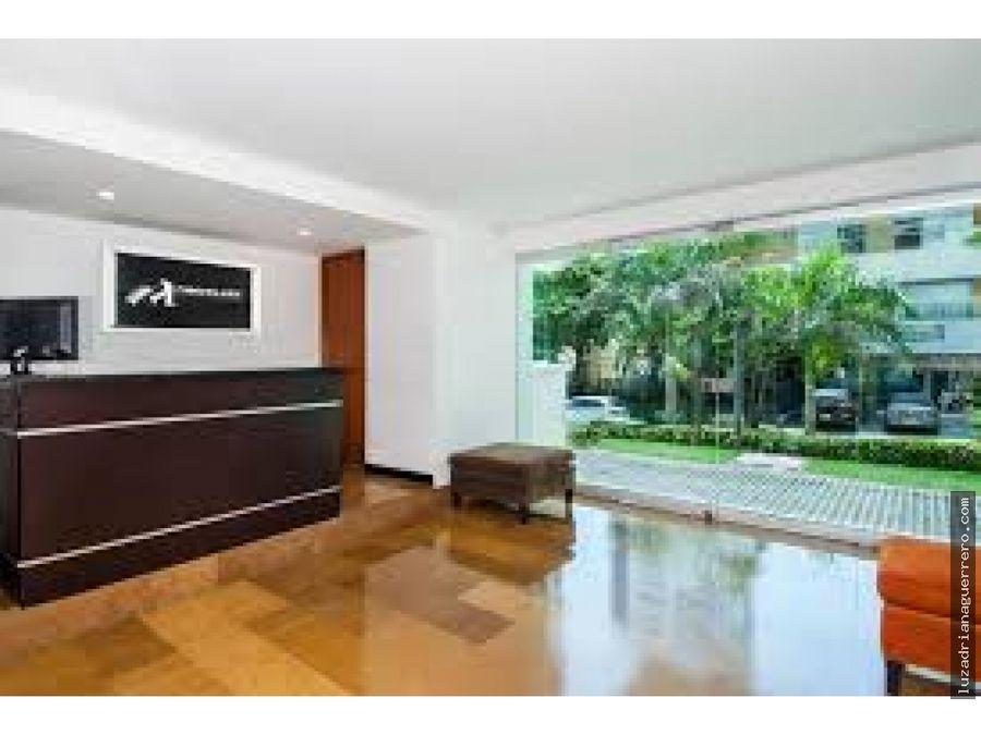 se vende apartamento en castillogrande cartagena colombia