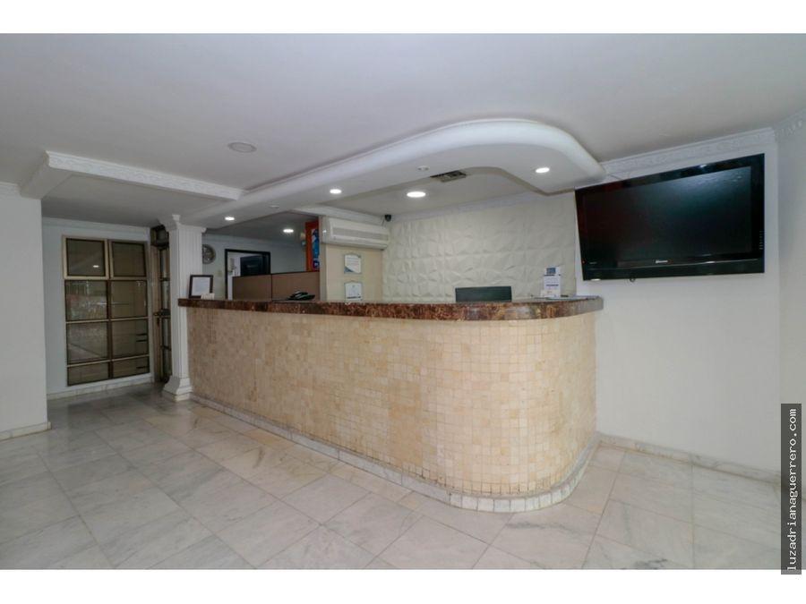 se vende hotel barranquilla colombia