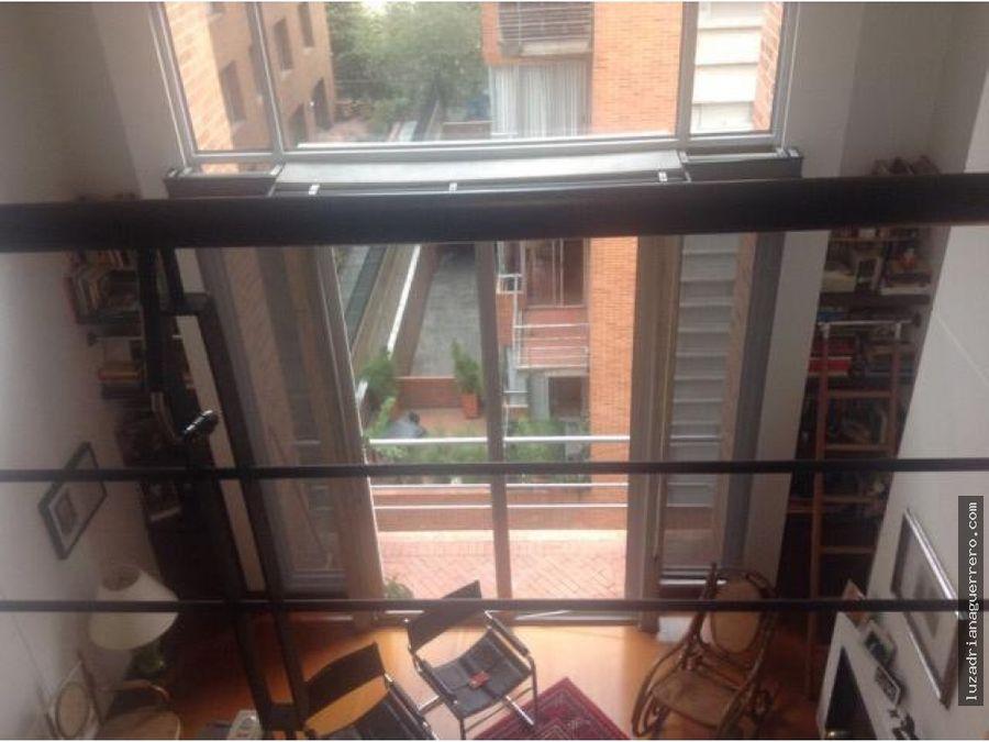 en venta apartamento barrio chico bogota colombia