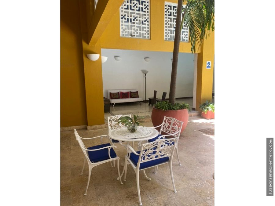 en venta de apartamento centro historico cartagena colombia