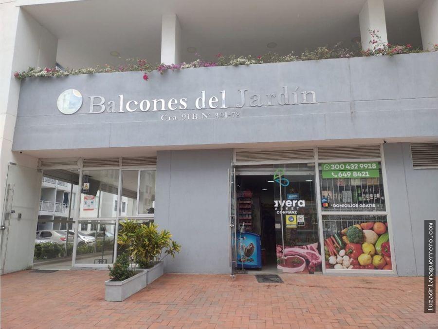 venta de apartamento en balcones del jardin cartagena colombia