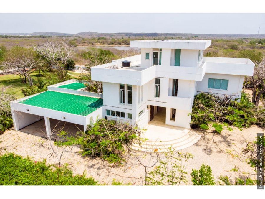 venta de casa cerca a la playa en cartagena colombia