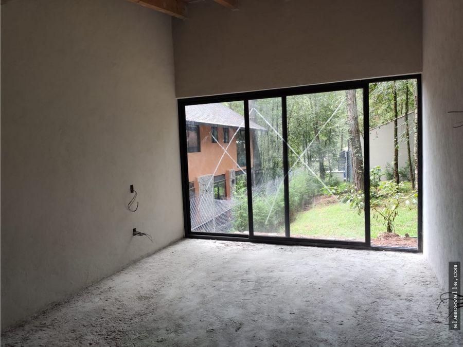 casa en venta en obra blanca en cerro gordo