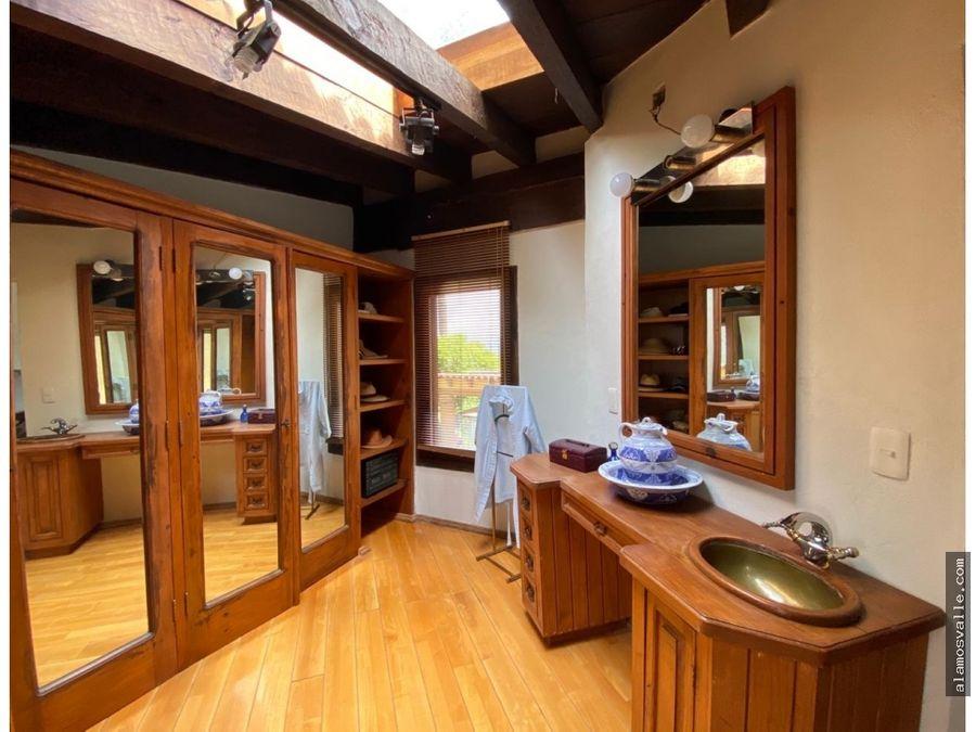 venta casa vallesana en avandaro