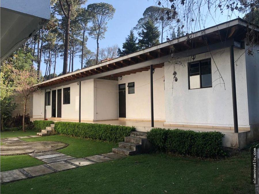 casa vega del oyamel