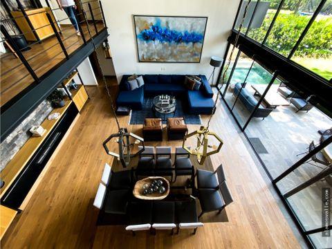 casa en renta condominio avandaro valle de bravo
