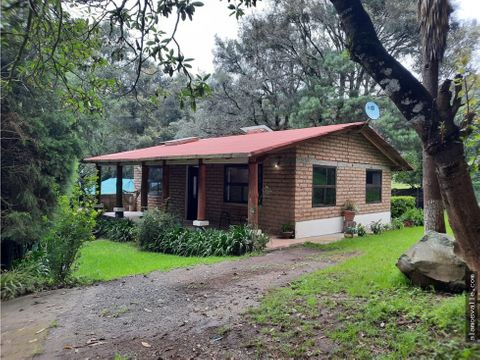 casa en venta rumbo a rancho avandaro
