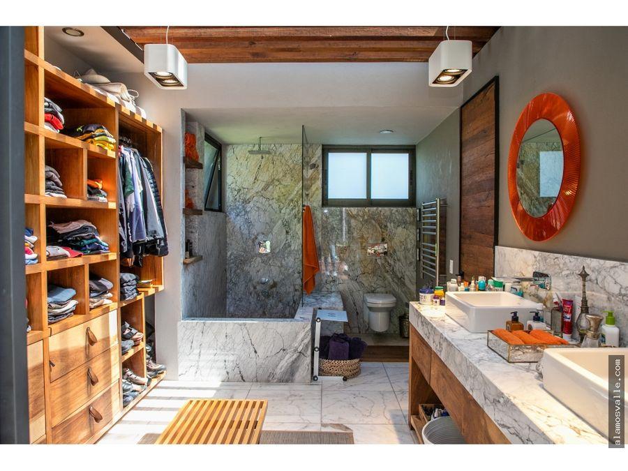 venta casa en condominio en avandaro valle de bravo