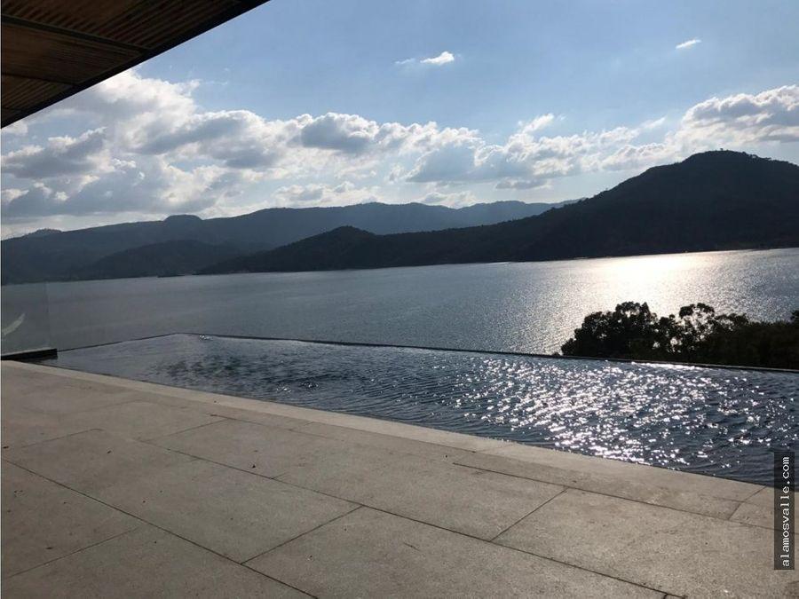 casa balcon del lago