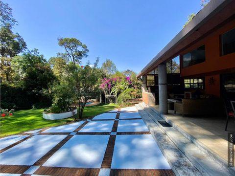 casa duplex en venta en avandaro valle de bravo