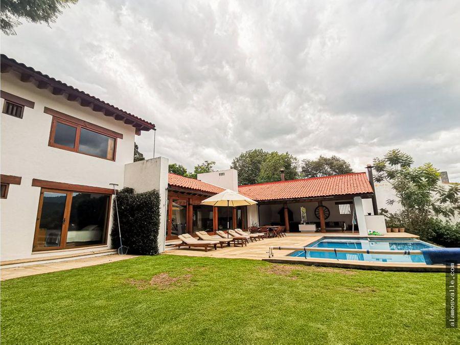 casa en venta vega del valle