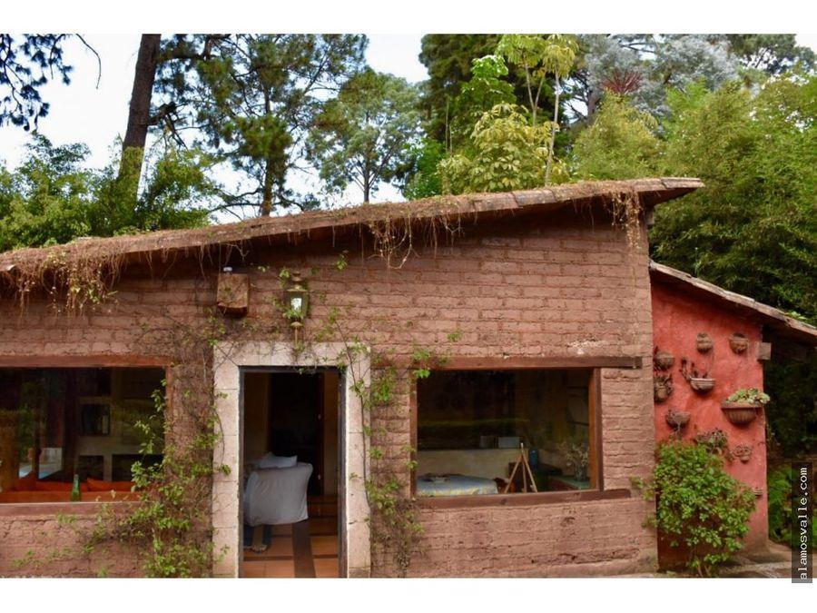 casa del bosque avandaro