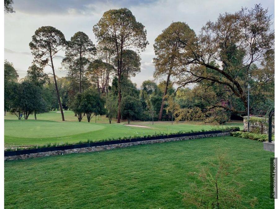 casa club de golf avandaro