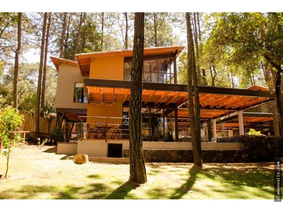 casa en venta en copropiedad en condominio cerro gordo