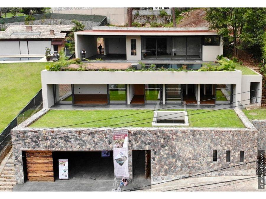 casa en venta avandaro