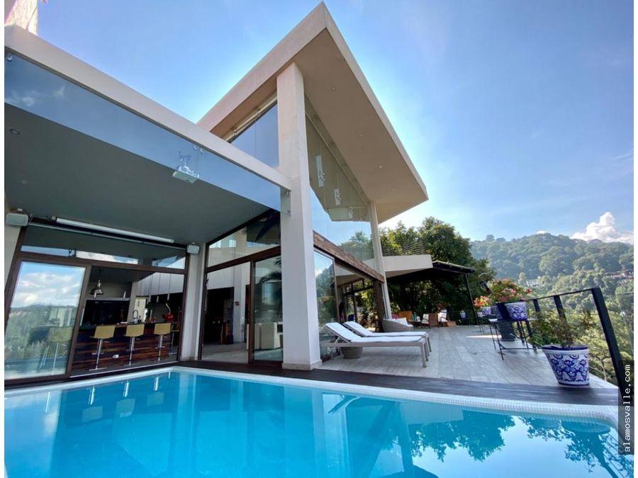 casa en venta con vista al lago en coporito