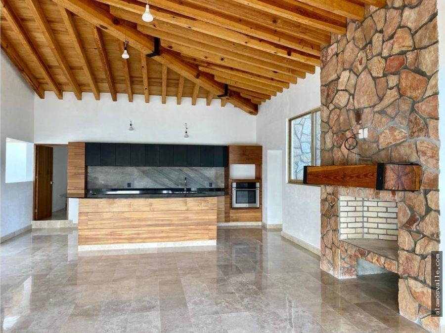 casa en venta con vista panoramica
